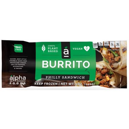 Image of Alpha Philly Sandwich Burrito