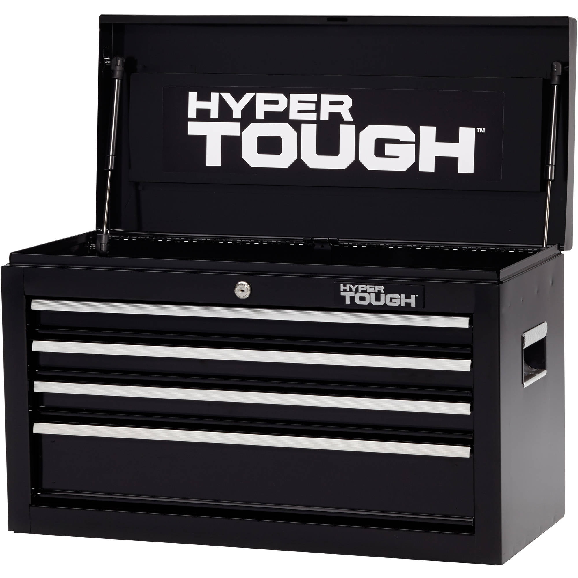 "Hyper Tough 4-Drawer Tool Chest with Ball-Bearing Slides, 26""W by Waterloo Industries"