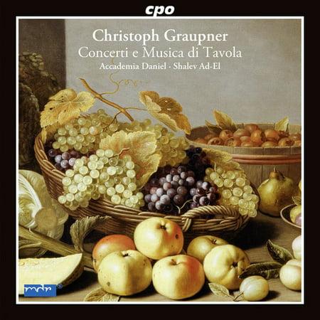 Concerti E Musica Di Tavola (Musica Di Halloween Film)