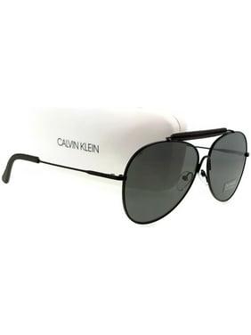 CALVIN KLEIN CK18100S-001-60  Sunglasses Size 60mm 140mm 12mm Grey Brand New