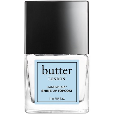 (Butter London Hardwear Shine UV Topcoat 0.4 oz)
