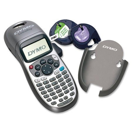 DYMO LETRATAG PLUS LABEL PRINTER WITH LABELS ()