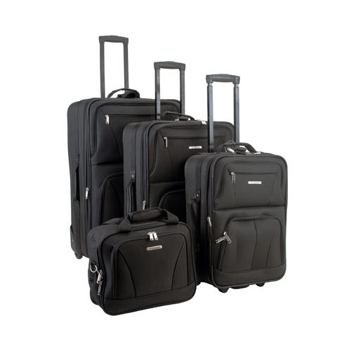 Rockland Journey 4-Piece Luggage Set
