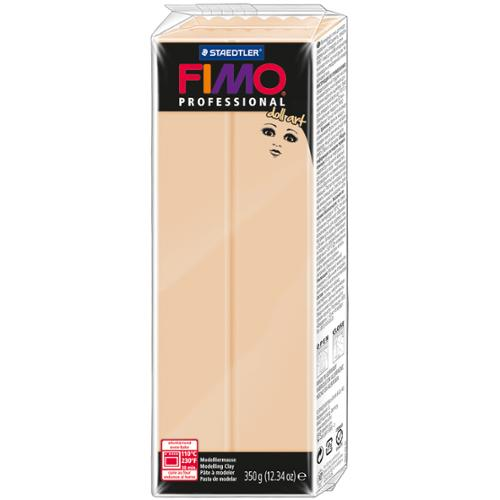 Fimo Professional Doll Art Clay 12.35oz-Opaque Sand