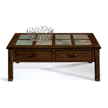 Progressive Furniture Rustic Ridge Ii Rectangular Coffee Table