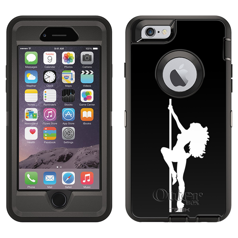 OtterBox Defender Case for Apple iPhone 6 - Silhouette Po...