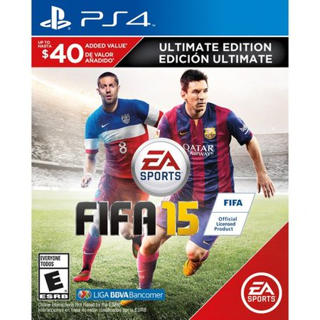 Fifa 15  Ultimate Edition    Playstation 4