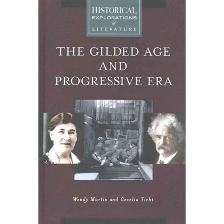 the changes offered by the gilded age and progressive era This article appeared in the journal of the gilded age and progressive era 1, no stereotype of gilded age politics, that corruption, demagoguery, and meaningless issues it offered them some hope of social control and predictable growth.