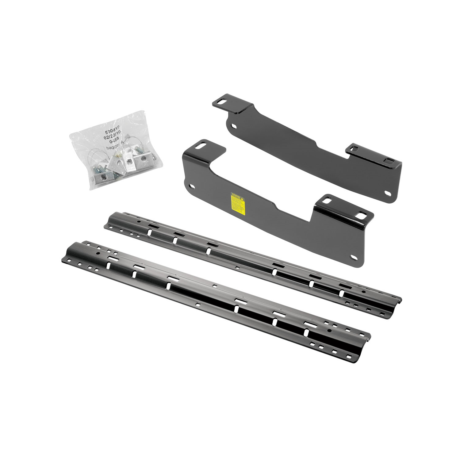 Reese 5008158 Quick Install Fifth Wheel Mounting Brackets...