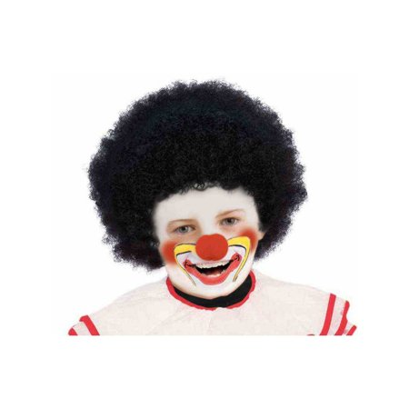 Child Black Afro Wig](Cheap Black Wigs)