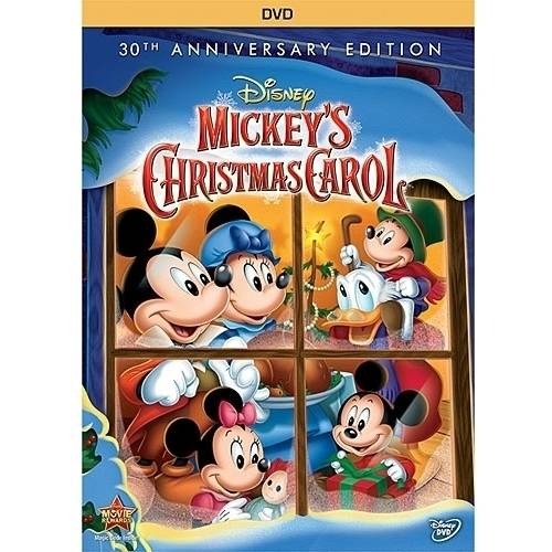 Mickey's Christmas Carol (30th Anniversary Edition) (Full Frame)