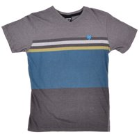 0f1601c372d Product Image Boys Zoo York Casual Stripe T-Shirt Kids Grey Blue