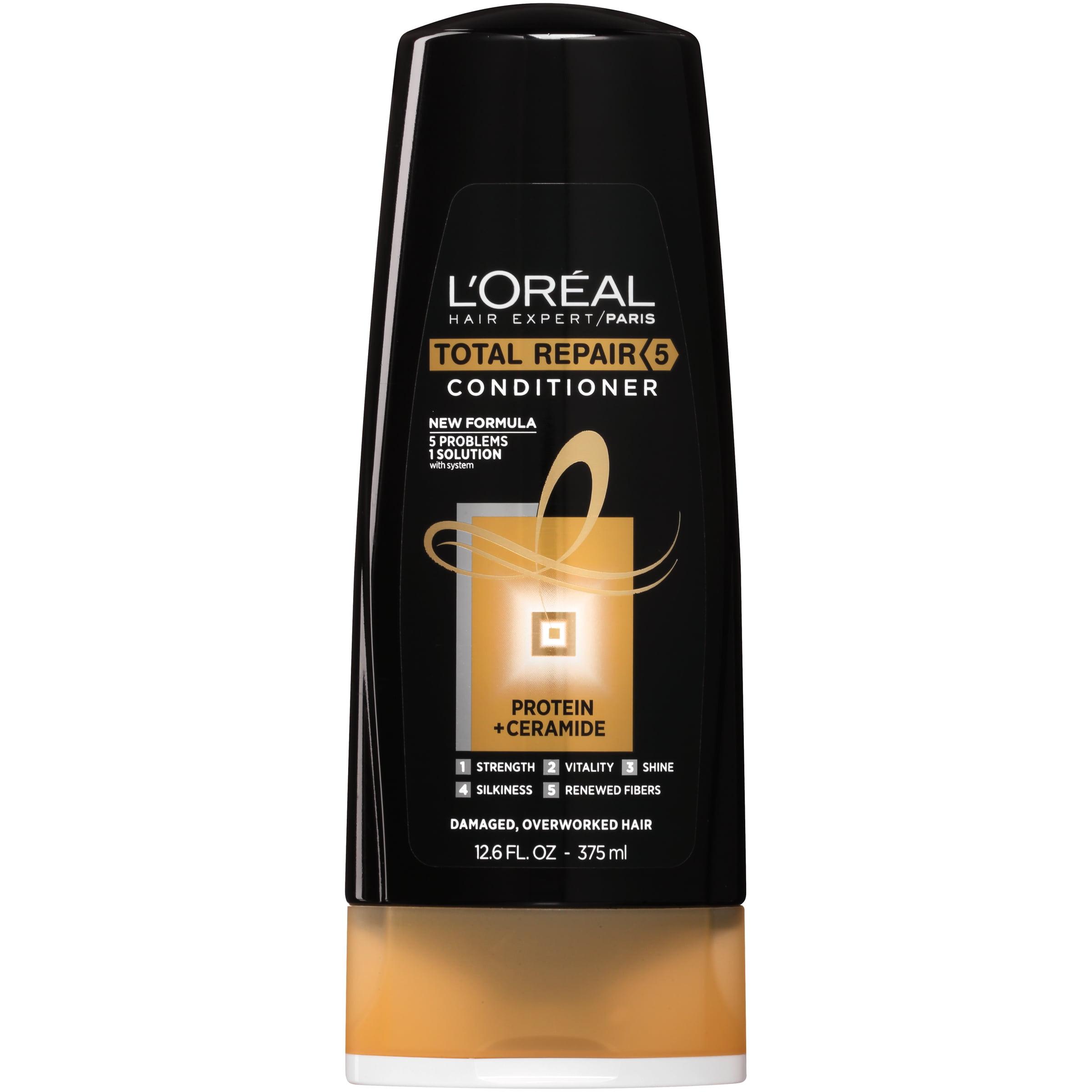L'Oreal Paris Hair Expert Total Repair 5 Conditioner 12.6 fl. oz. Bottle