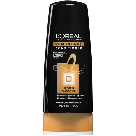 Loreal   Paris Hair Expert Total Repair 5 Conditioner 12 6 Fl  Oz  Bottle