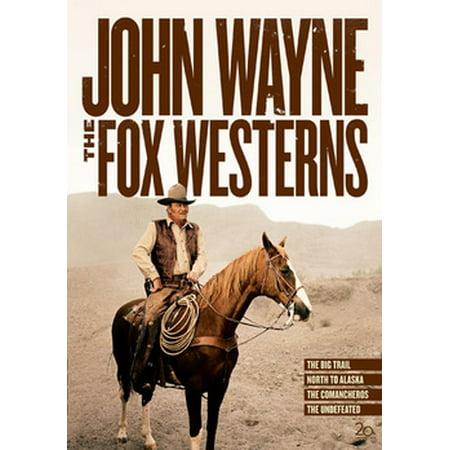 John Wayne: The Fox Westerns (DVD)