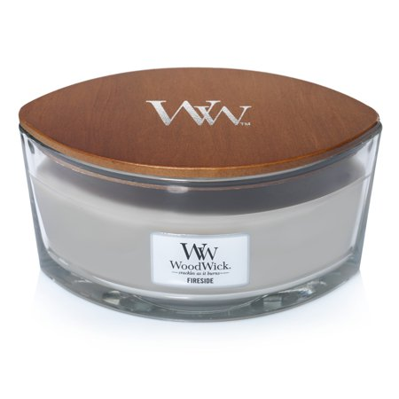 WoodWick Fireside - Ellipse Candle