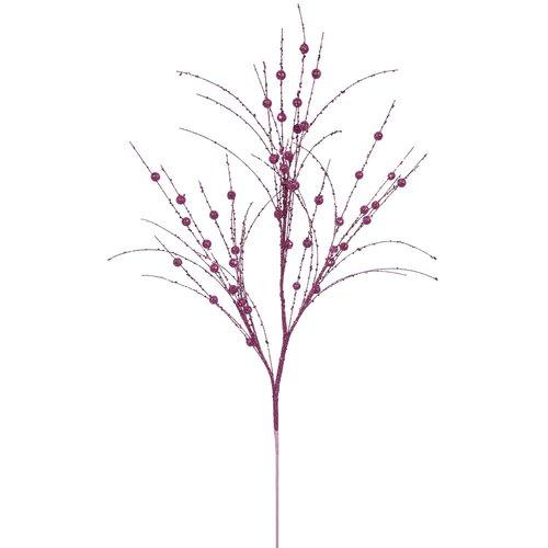 The Holiday Aisle Berry Decorative Christmas Spray (Set of 6)