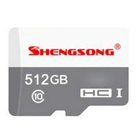 512GB TF Flash Memory Card High Speed Class 10 TF Card