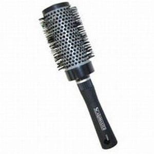 Scalpmaster Ceramic Round Hair Brush, 2 1/2 Inch 1/2 Round Hair Brush