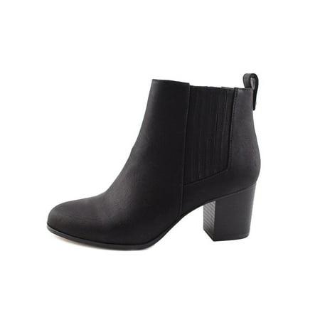 b9bc67f085a INC International Concepts - Inc International Concepts Womens Fainn  Leather Closed Toe Ankle Chelsea Boots - Walmart.com