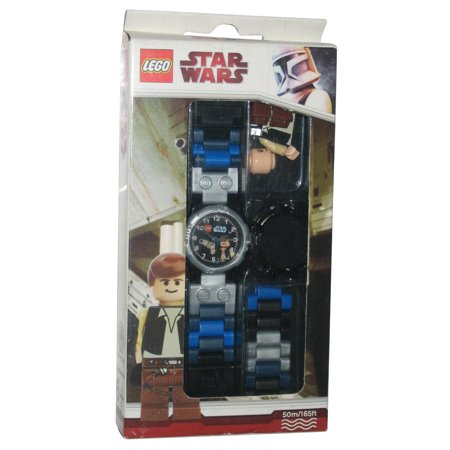 LEGO Star Wars Han Solo Kids Toy Figure Watch 9002946