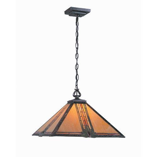 lite source 1 light hanging pendant walmart