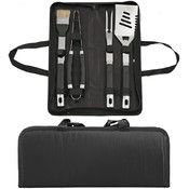 KitchenWorthy Gourmet BBQ Tool 5-piece Set (10 Units Included)