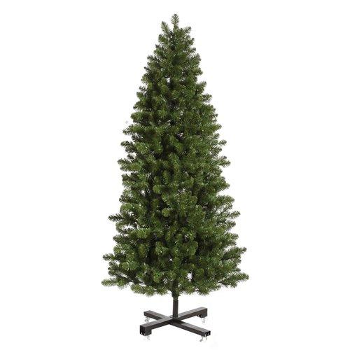 The Holiday Aisle 6.5' Grand Teton Slim Christmas Tree