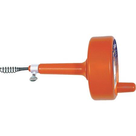 Gen. Wire Spring 25' Drain Pipe Auger 3825PL (Gen Wire Spring)