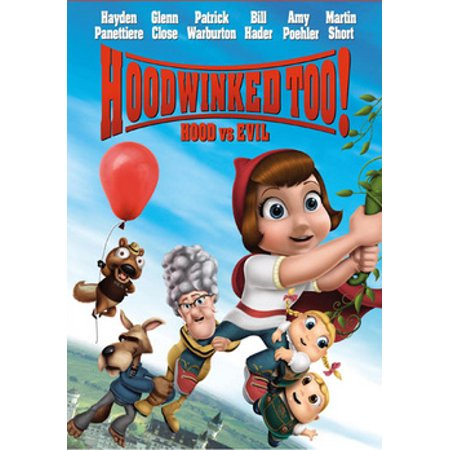 Hoodwinked Too: Hood vs. Evil (DVD)