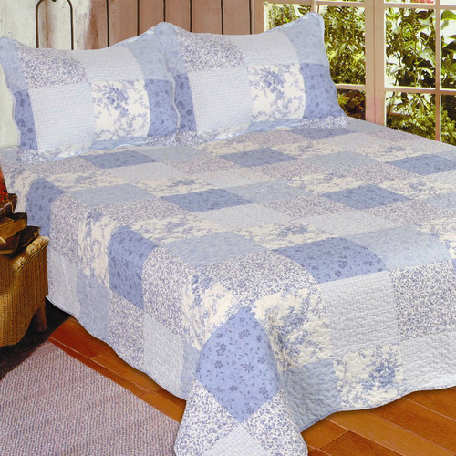J&J Bedding Mary Quilt Collection