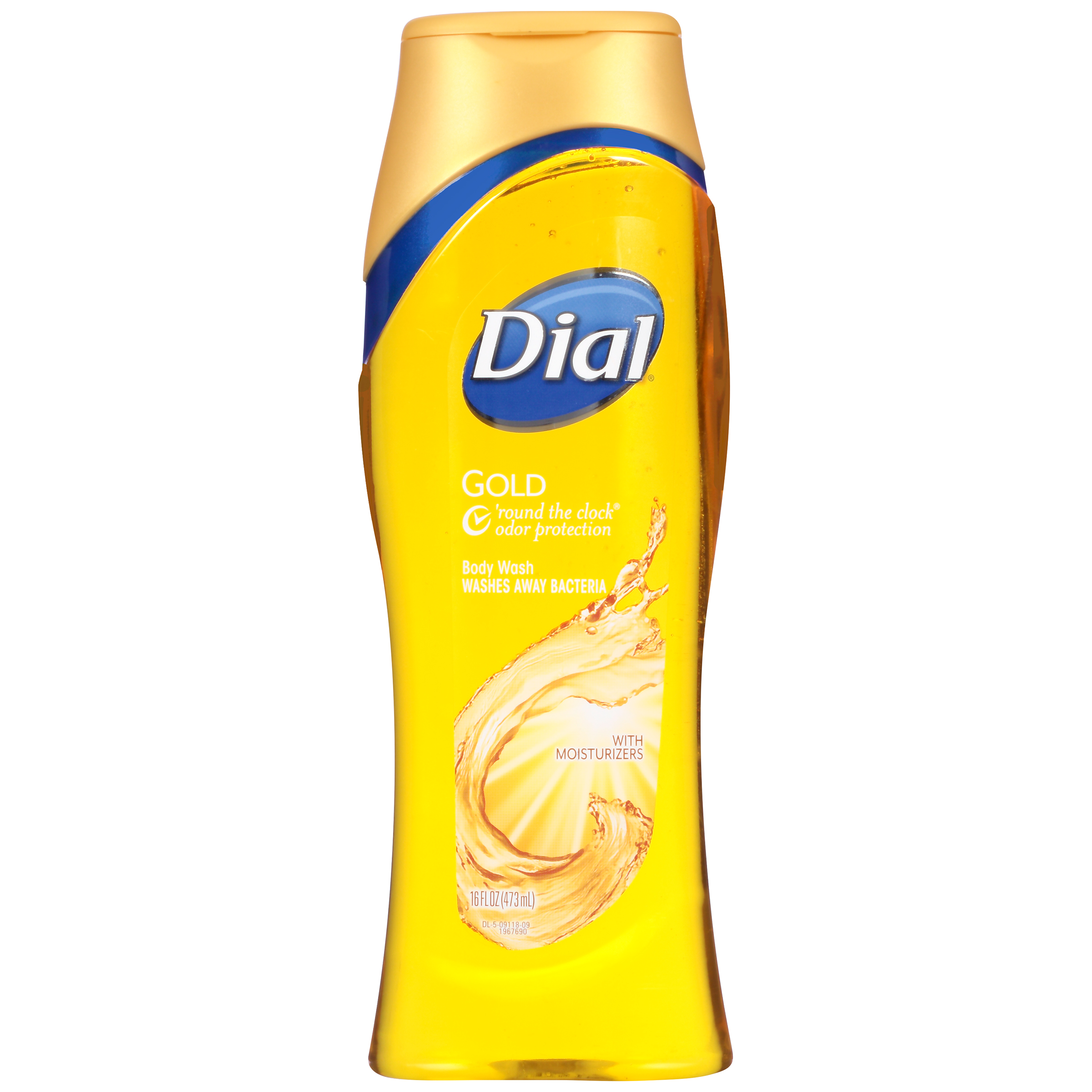 Dial Body Wash, Gold, 16 Ounce
