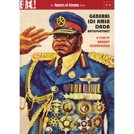 General Idi Amin Dada A Self Portrait Movie Poster (11 x 17)