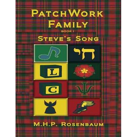 Patchwork Family Book 1: Steve's Song - eBook
