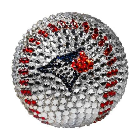 Toronto Blue Jays Crystal Baseball - No Size