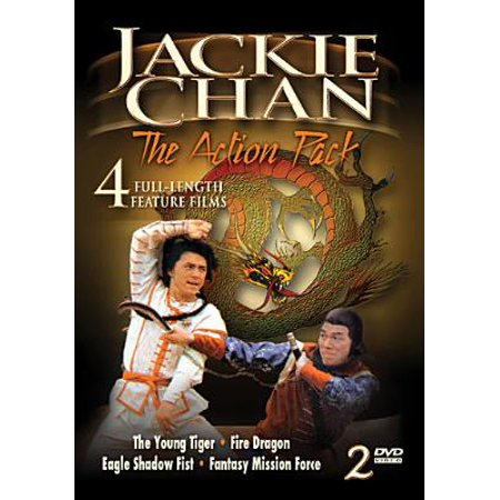 Jackie Chan: The Action Pack (DVD)