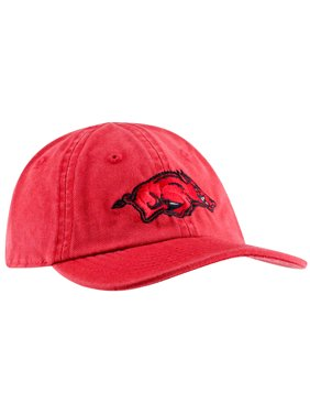 Product Image Arkansas Razorbacks Official NCAA Adjustable Infant Mini Me  Hat Cap Curved Bill by Top of the 6e4faf65393c
