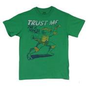 Teenage Mutant Ninja Turtles Trust Me I'm A Ninja Adult T-Shirt