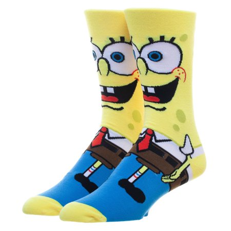 Spongebob Squarepants Socks Spongebob Accessories Spongebob Socks Spongebob Gift](Spongebob Socks)