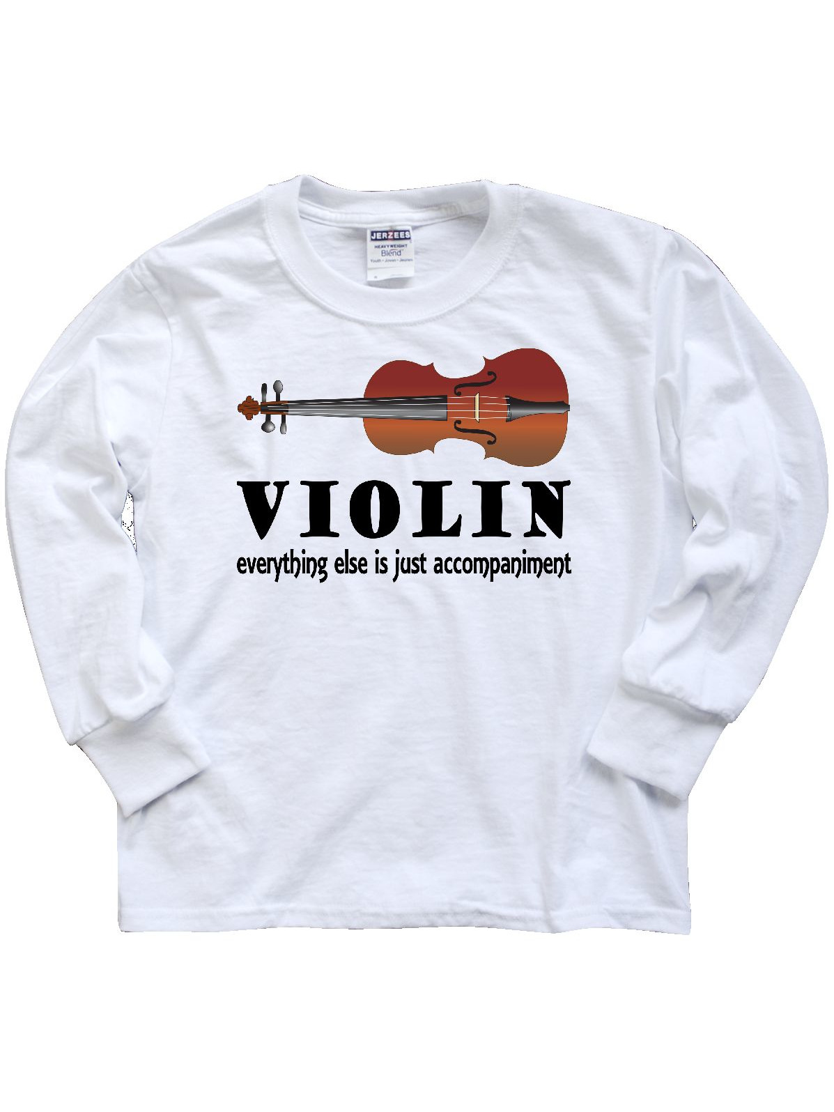 inktastic Viola Play for Chocolate Baby T-Shirt