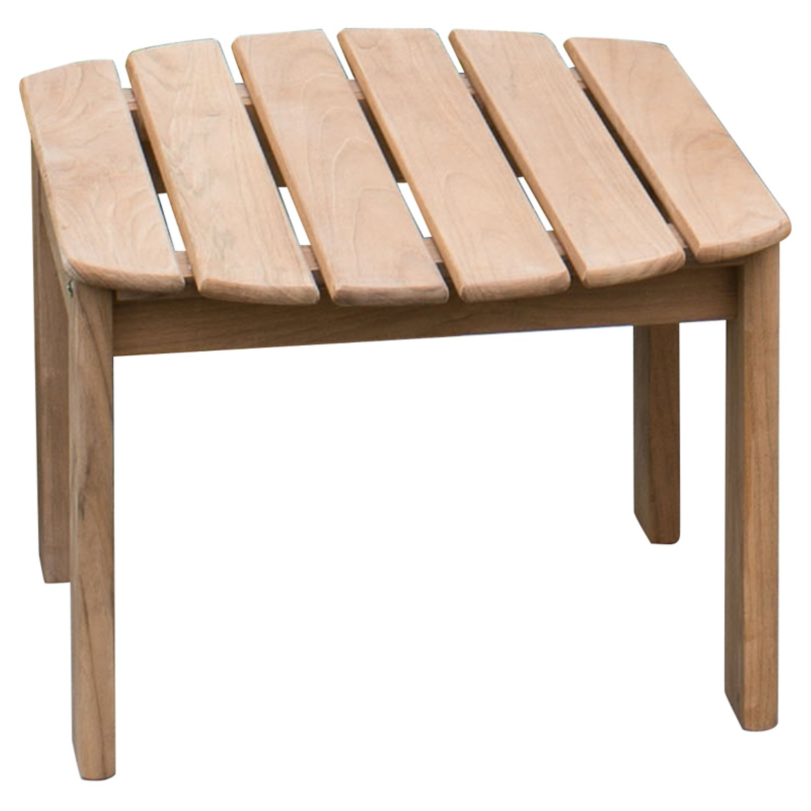 Cambridge Casual Teak Adirondack Side Table