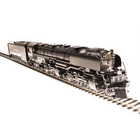 - Broadway Limited 4981 HO Scale UP Challenger 4-6-6-4 #3711 Sound/DC/DCC Smoke