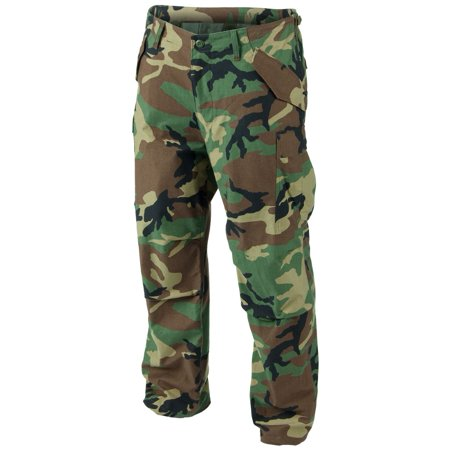 Pants, GI Cold Weather M-65 Field Pants Camo, size XS
