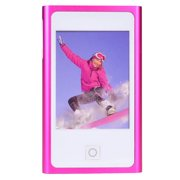 """Eclipse Supra Fit 8GB 2.8"""" Touch MP3 MP4 Music, Video Player, Bluetooth - Pink"""