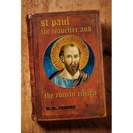 Second Class Citizen Book (St. Paul the Traveller and the Roman Citizen - eBook )