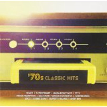 Icon: 70s Classic Hits (CD) (Cult Classic Icon)