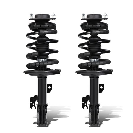 For 2007 to 2011 Camry XV40 Left / Right Front Fully Assembled Shock / Strut + Coil Spring Suspension