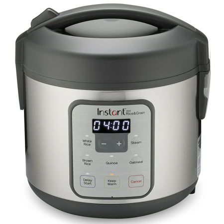 Instant™ Zest™ 8 Rice and Grain Cooker (Best Rice Cooker For The Money)