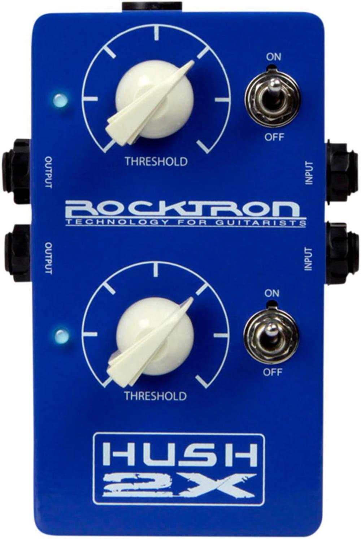 Rocktron Hush Noise 2x2 Reduction Pedal by Rocktron
