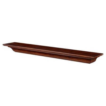 Pearl Mantels Homestead Transitional Fireplace Mantel Shelf